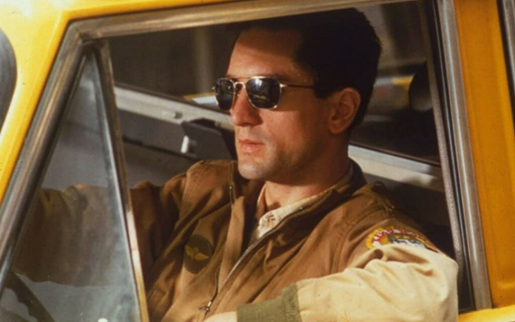 Taxi Driver rekomendasi film tentang kelas sosial