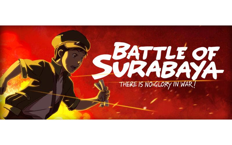 Battle of Surabaya film bertema perang di Indonesia