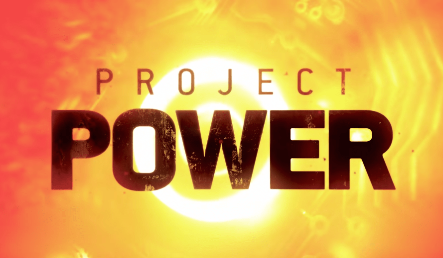 cover film Project Power
