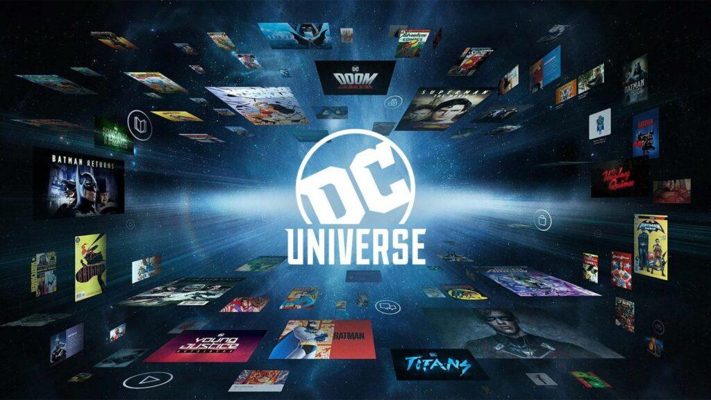 film DC Universe