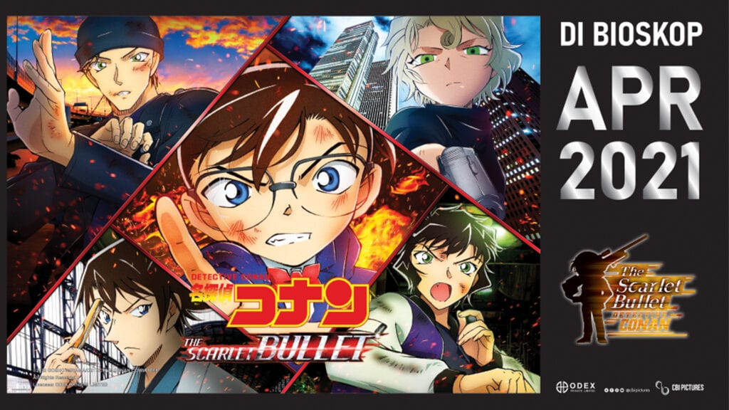 With canva's youtube channel art templates, you can easily create awesome banners, thumbnails and end cards for your page. Review Detective Conan The Movie The Scarlet Bullet