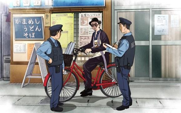 Tatsu dan polisi