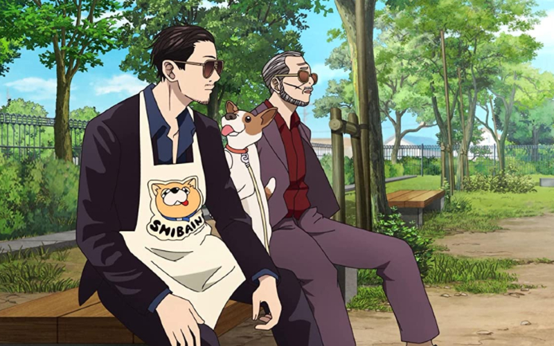 anime The Way of the Househusband