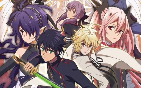 Anime shonen happening Seraph Of The End season 3 2021