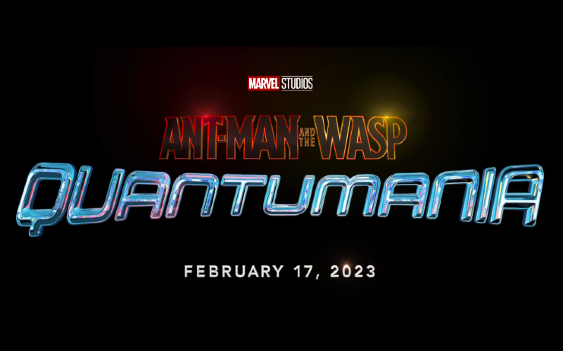 cover Ant-Man and the Wasp Quantumania