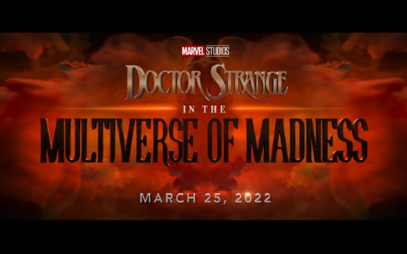 Doctor Strange and the Multiverse of Darkness