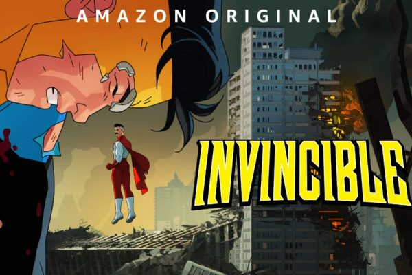 cover serial Invincible