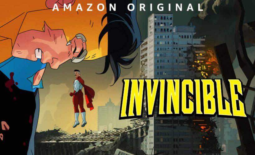 cover serial Invincible