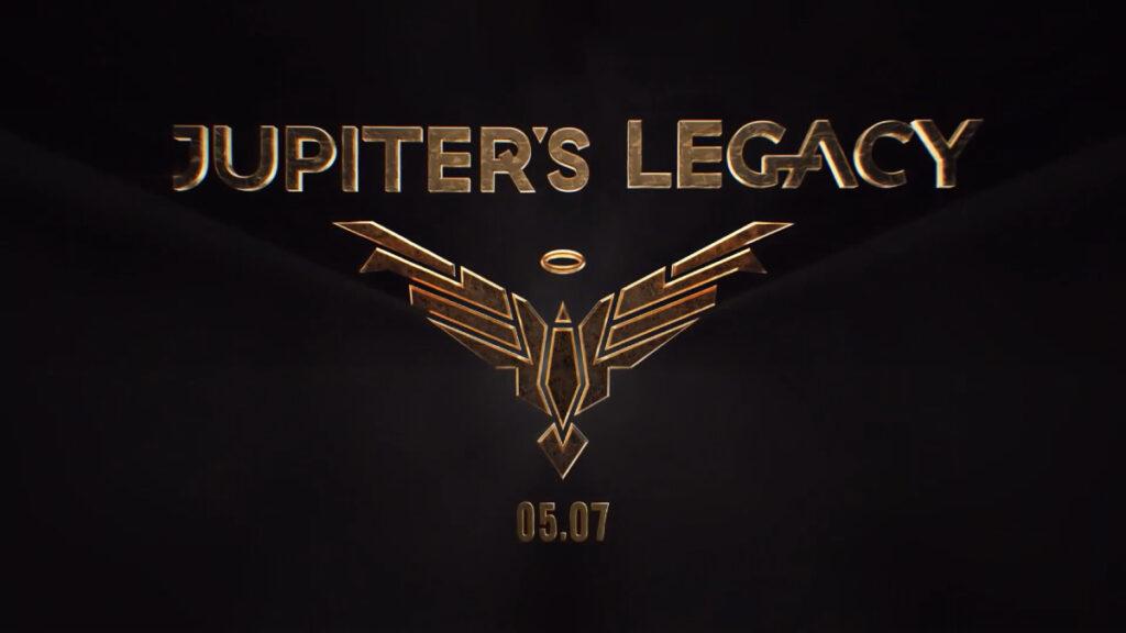 cover serial Jupiter's Legacy