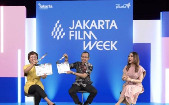 pembukaan Jakarta Film Week