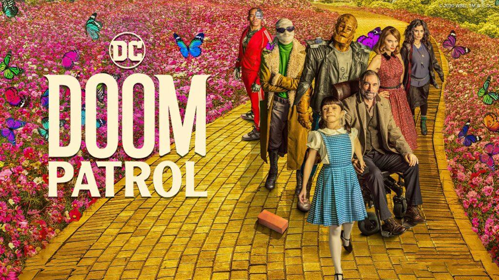 poster Doom Patrol season 2