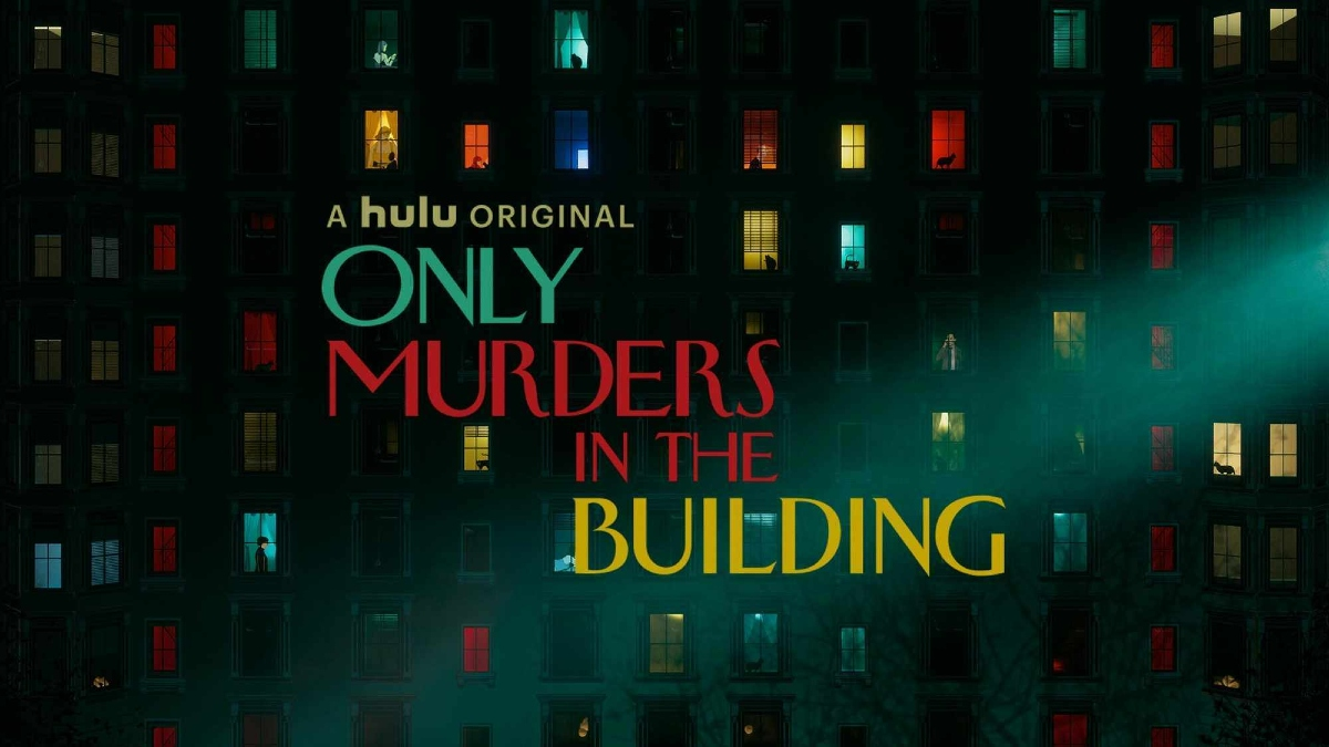 poster only murders in the building