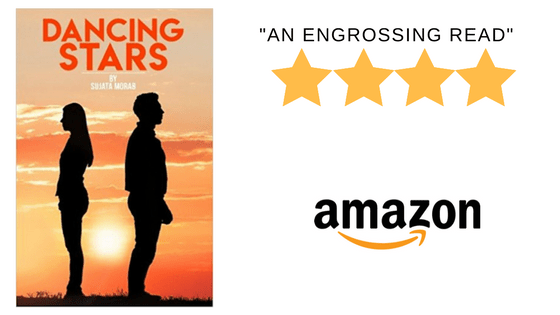 Book Review – Dancing Stars by Sujata Morab