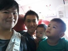 Siap2 berangkat bersama AirAsia