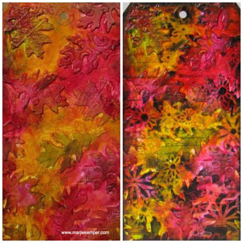 Fall colors tag with UTEE (Marjie Kemper)