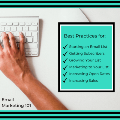 email marketing 101 course image