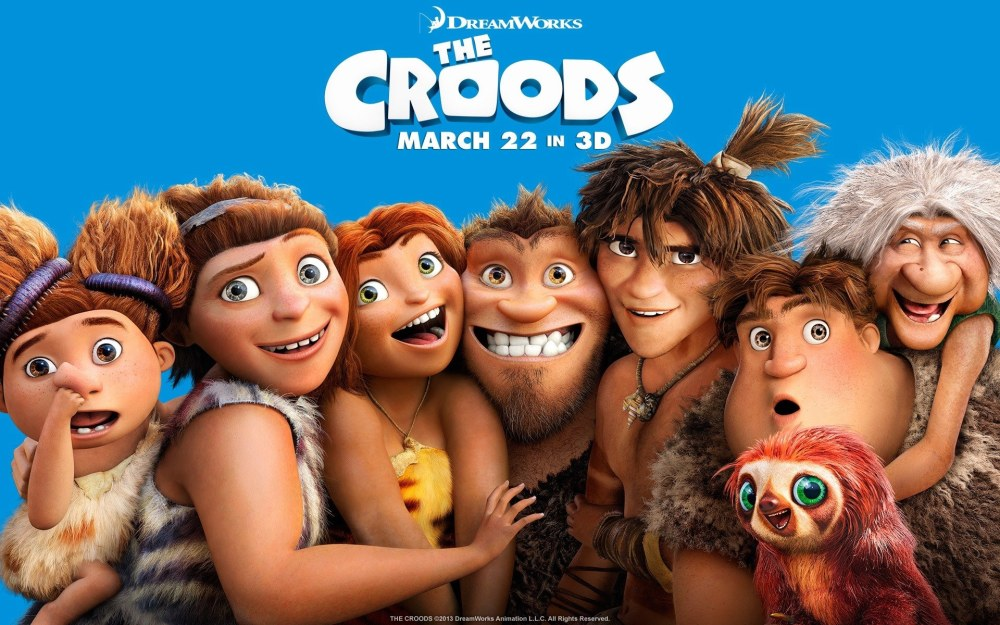 THE CROODS (2/3)