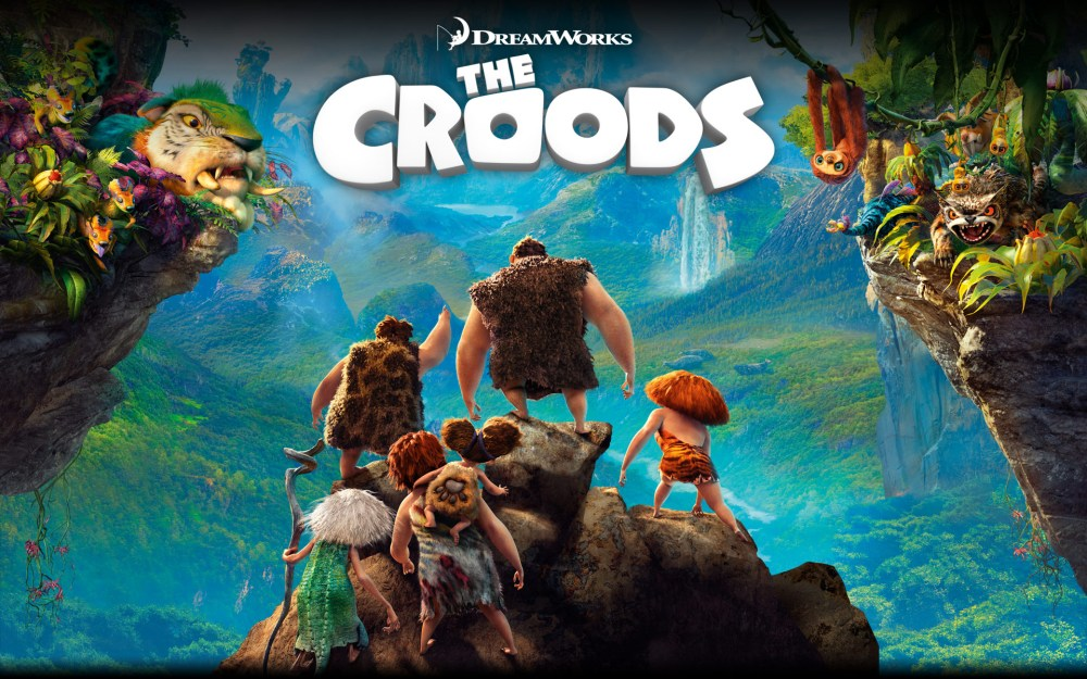 THE CROODS (3/3)