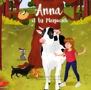 Couverture de Anna et les Marguerite