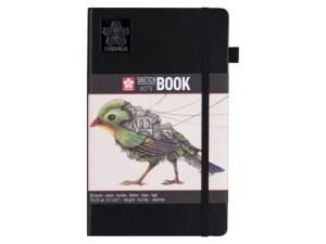 Talens sketch notebook 13x21 wit creme papier