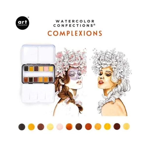 prima marketing watercolor complexion