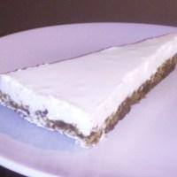 Taart zonder oven: Monchou-taart met bastognekoeken