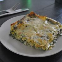 3-Kazen lasagne met veel groenten