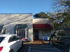The Hillary for America - Fayetteville, NC office.