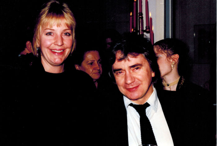 Me and Dudley Moore