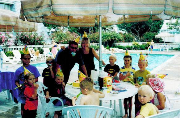 Birthday-Pool-Party