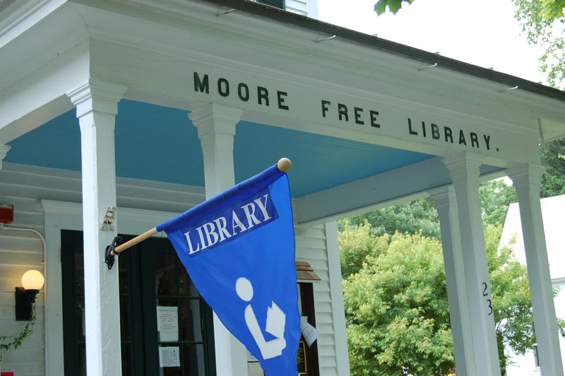 Moore-Free-Library