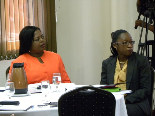 Launching the Global Entrepreneurship Monitor in Barbados in 2012