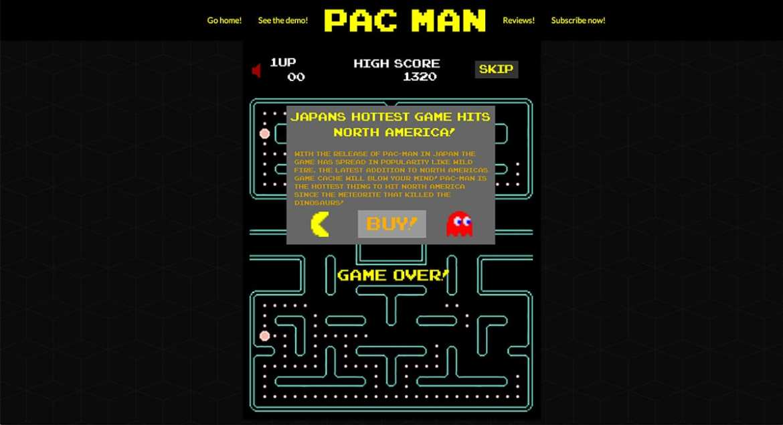 Atari Pacman – Christian Natis