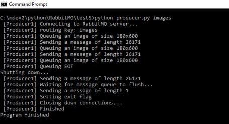 Python producer