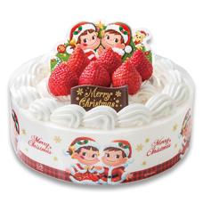クリスマスショートケーキ(フルーツサンド)