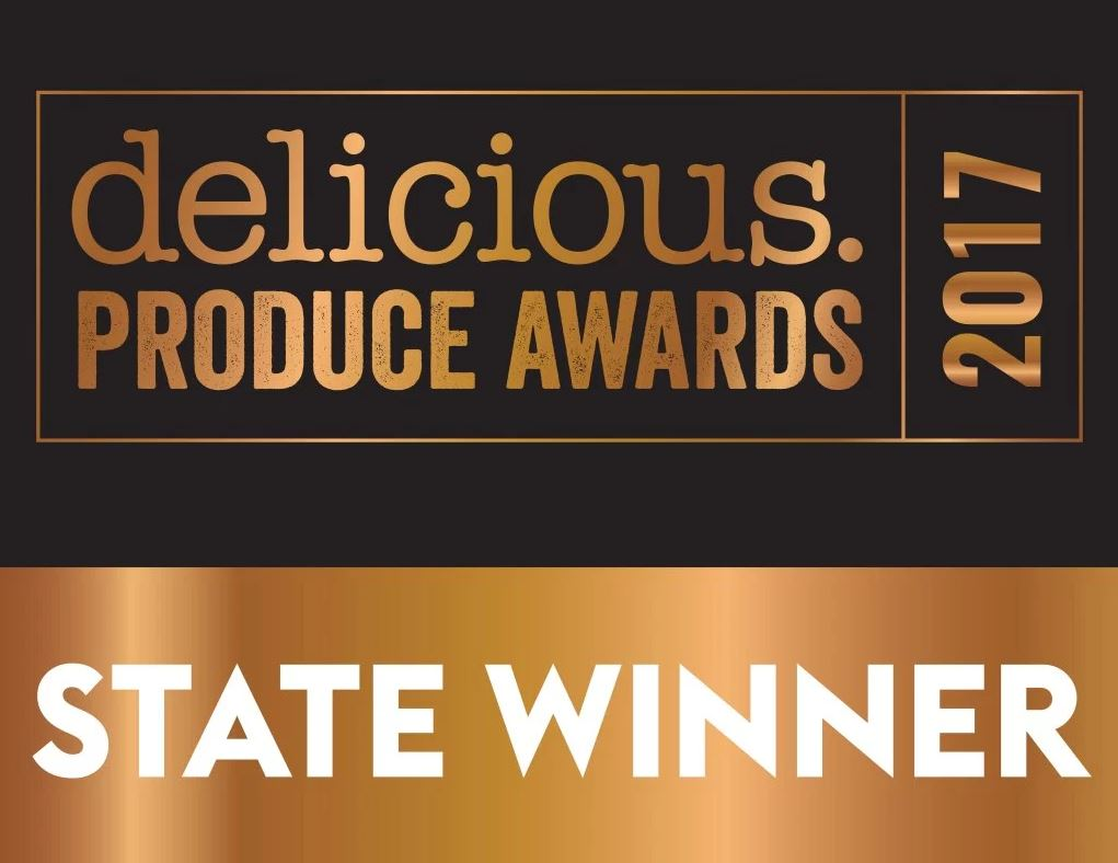 delicious 2017 State Winner