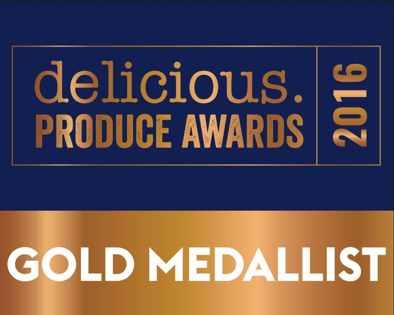 delicious Gold Medal 2016