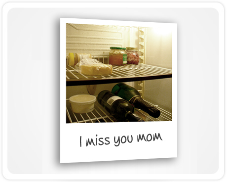 I miss my mom
