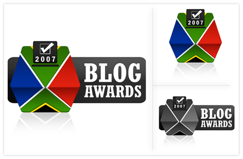 SA Blog Awards Logo Design Competition
