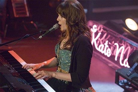 Kate Nash at the Album Chart Show