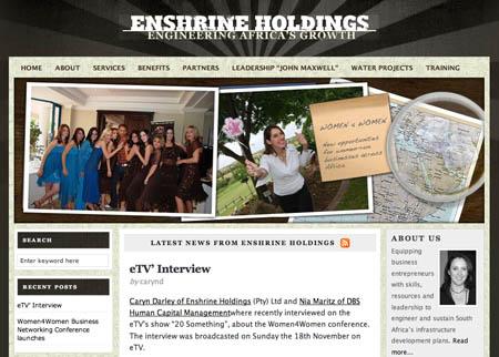 Enshrine Holdings