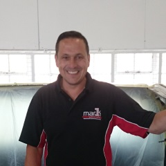 Mark1 Staff - Mark Rowland