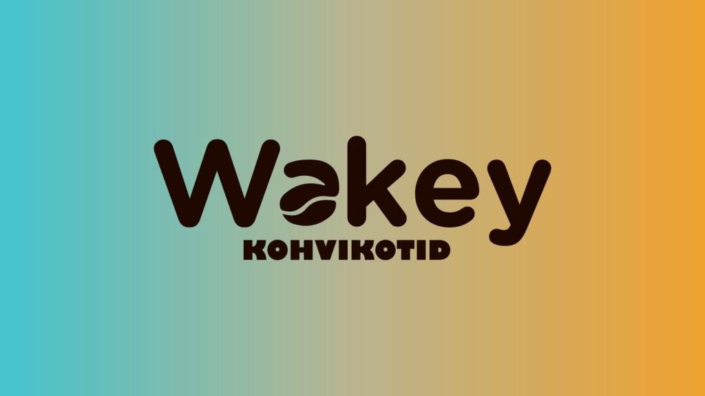 ÕF Wakey kohvikotikesed