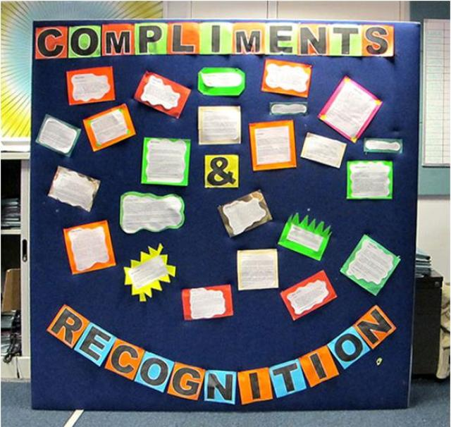 compliments board