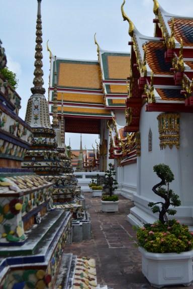 Wat Pho - Bangkok Thailand - Gate 1 Travel