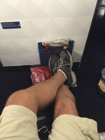 Flying to Thailand - Delta Airlines - Delta Comfort Plus - Gate 1 Travel