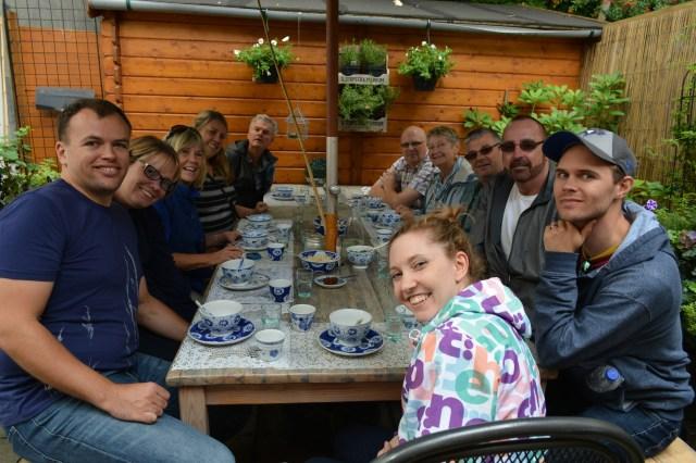 Amsterdam - secret garden - Amsterdam food tours - Wedding Ghost - ghost blogger -