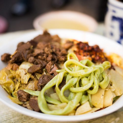 Lost Plate Food Tours - Xian Food Tours - Xian Noodles - Xian Street Food - blog - blogger- travel blog- Mark Kingsdorf