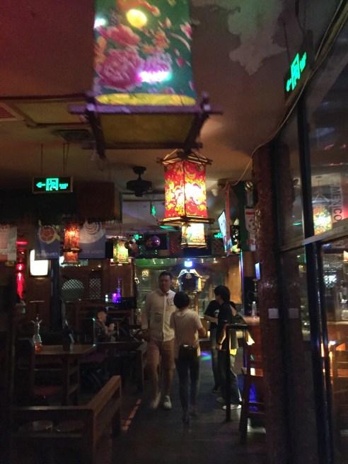 Lost plate Food Tours - Lost Plate Food Tours Xian - China - Chinese street food tours - street food - craft beers- Xian brewery - Near Wall Bar Xian