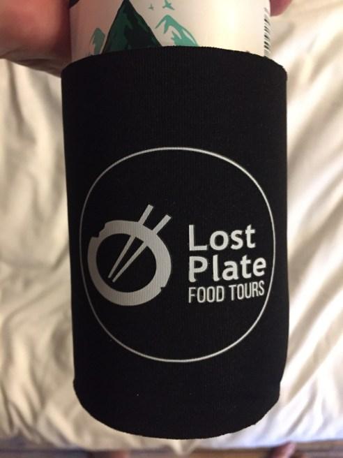 Lost Plate Food Tours - Lost Plate Food Tours Xian - Xian- Xian China - China - street food - Chinese food - beer koozie